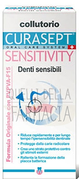 Curaden Curasept Sensitivity Intensive Denti Sensibili Collutorio 200 ml
