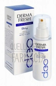 Dermafresh Linea Boy Profumo Fresco Fluido 100 ml