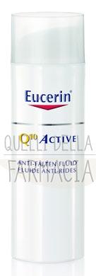 Eucerin Linea Q10 Active Fluido Idratante Rigenerante Antirughe Viso 50 ml