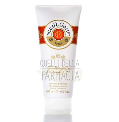 Roger&Gallet Linea Jean Marie Farina Rinfrescante Doccia Crema Profumato 200 ml