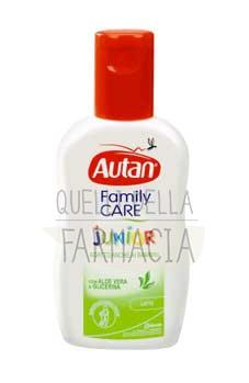 Autan Linea Family Care Junior Latte Delicato Insetto-Repellente 100 ml
