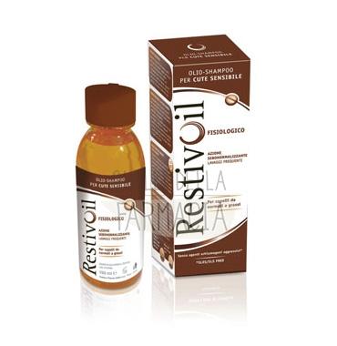 RestivOil Linea Cute Sensibile OlioShampoo Fisiologico Riequilibrante 250 ml