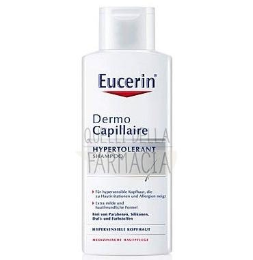 Eucerin Linea Capelli DermoCapillaire ExtraTollerabilità Shampoo Lenitivo 200ml