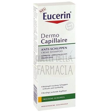 Eucerin Linea Capelli DermoCapillaire Shampoo Crema Anti-Forfora Secca 250 ml