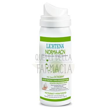 Lichtena Linea NORMA ACN Trattamento Mousse Purificante Viso 50 ml