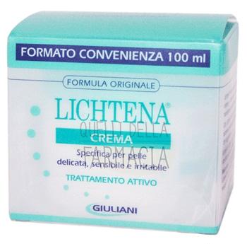 Lichtena Linea Classica Crema Trattamento Attivo Pelli Sensibili 100 ml Offerta