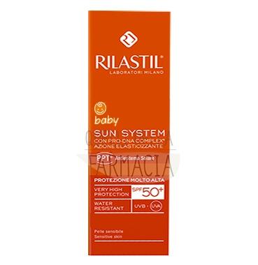 Rilastil Linea Baby Sun System PPT SPF50+ Fluido Protezione Molto Alta 200 ml