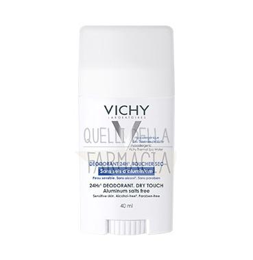 Vichy Linea Deo Trattamento Deodorante Senza Sali Di Alluminio Stick 40 ml