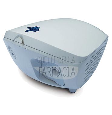 Omron Linea Elettromedicali Medipresteril A1 Dispositivo a Pistone per Aerosol