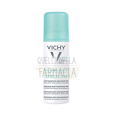 Vichy Linea Deo Deodorante Anti-Traspirante Spray Anti-Macchia 125 ml