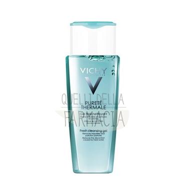 Vichy Linea Purete Thermale Viso Frais Nettoyant Gel Fresco Detergente 200 ml