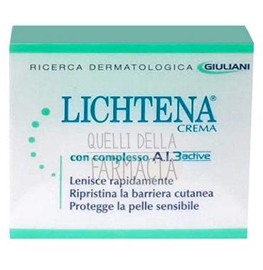 Lichtena Linea Classica AI 3active Crema Lenitiva Protettiva Pelli Sensibil 50ml