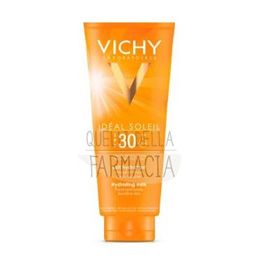 Vichy Linea Ideal Soleil SPF30 Latte Solare Famiglia Protettivo Delicato 300 ml